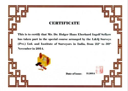 Fachexkursion Indien vom 22.11.2014 bis 30.11.2014 – Vermessungsbüro ...