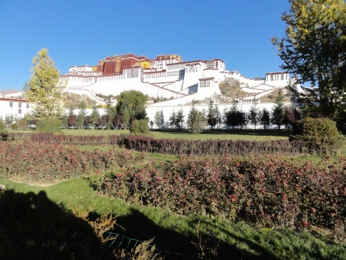 Potala-Palast (Weltkulturerbe=